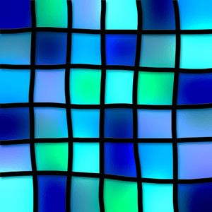 Stained-glass-aqua-tiles