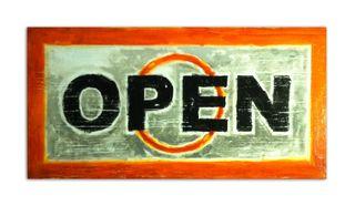 OPEN forever MGD©